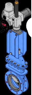 Series D Electric Motor Actuator