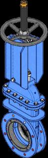Handwheel with Rising Stem