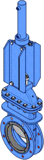 Series D Hydraulic Actuator