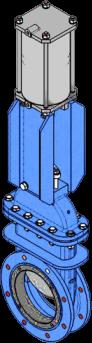 Series D Pneumatic Actuator