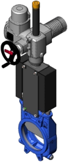Series F Electric Motor Actuator