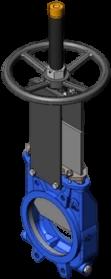 Series F Handwheel Rising Stem