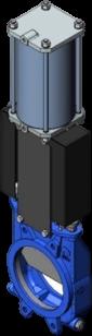 Series F Pneumatic Actuator