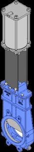 Series FK Pneumatic Actuator