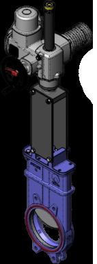 Series K Electric Motor Actuator