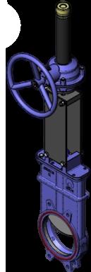 Series K Handwheel Gear Box Actuator