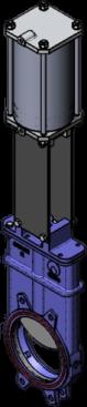 Series K Pneumatic Actuator