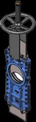Series L Handwheel with Rising Stem