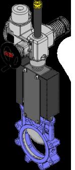 Series T Electric Motor Actuator