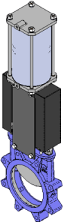 Series T Pneumatic Actuator